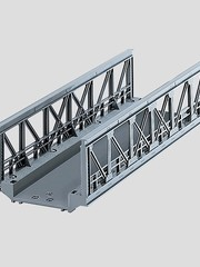 Märklin 74620 Gitterbrücke ger. 180 mm