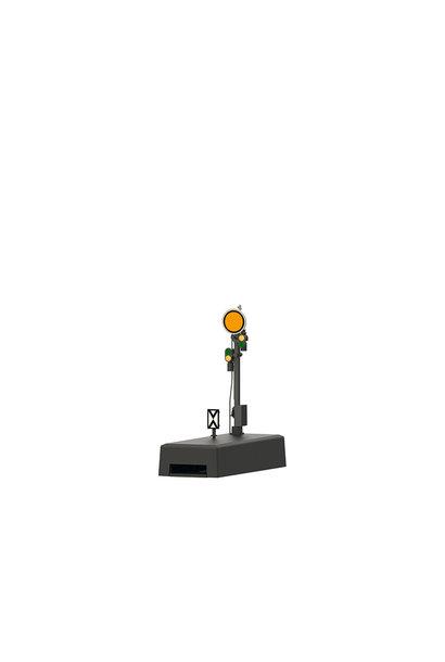 70362 Form-Vorsignal m.grauem Mast