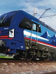 Roco 79917 E-Lok 193 521 SBB AC-Snd.