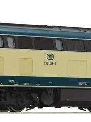 Roco 79727 Diesel BR218 oz-bl AC-Snd.