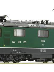 Roco 79404 E-Lok Re 430 SBB grün AC-Snd.