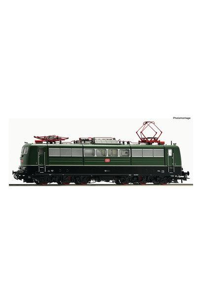 79365 E-Lok BR 151 DB grün AC Snd.