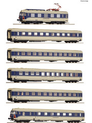 Roco 79057 E-Triebzug Rh 4010 ÖBB AC-Snd.