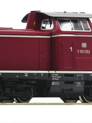 Roco 78980 Diesellok V100 DB altrot Snd.