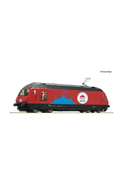 78657 E-Lok Re 460 SBB Knie AC-Snd.