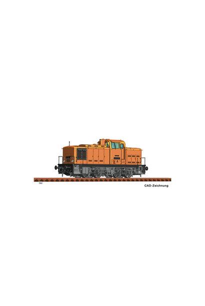 78264 Diesellok BR 106 DR orange Snd