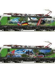 """Roco 73952 E-Lok BR 193 """"Alpen"""" Snd."""