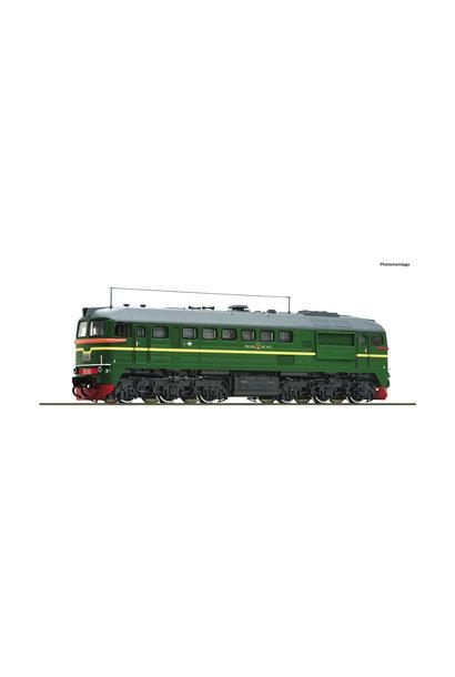 73801 Diesellok M62 SZD HE-Snd.