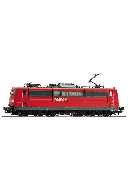 73369 E-Lok BR 151 DB-AG Snd.