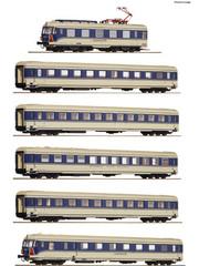 Roco 73057 E-Triebzug Rh 4010 ÖBB Snd.