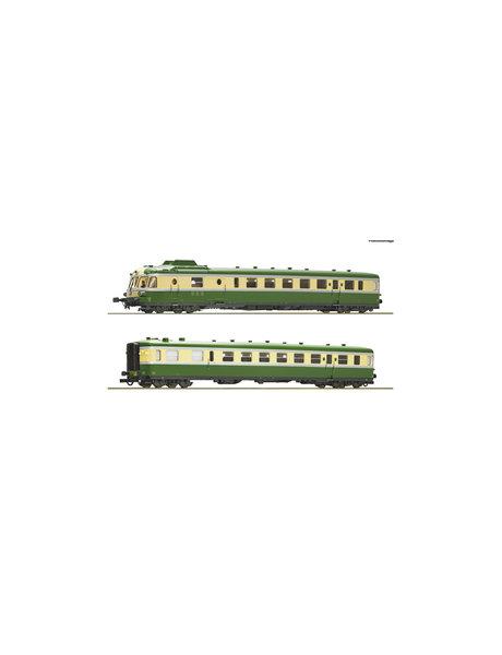 Roco 73007 Triebzug X2700 gr/be SND.