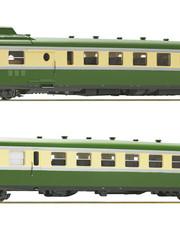 Roco 73006 Triebzug X2700 grün/beige
