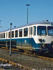 Roco 72082 Akkutriebwag. BR 515 DB