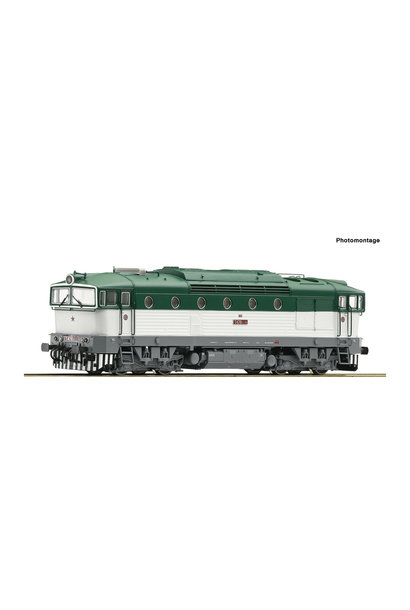 72051 zware dieselloc T478 van de CSD DCC sound
