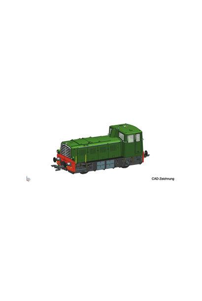 72002 Diesellok 225 FS DC-Snd.