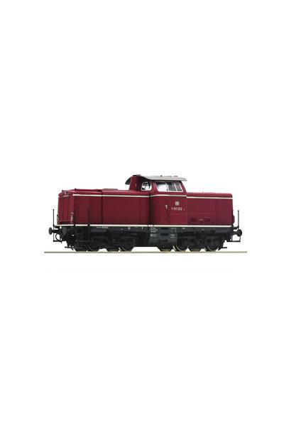 70980 Diesellok V100 DB altrot Snd.