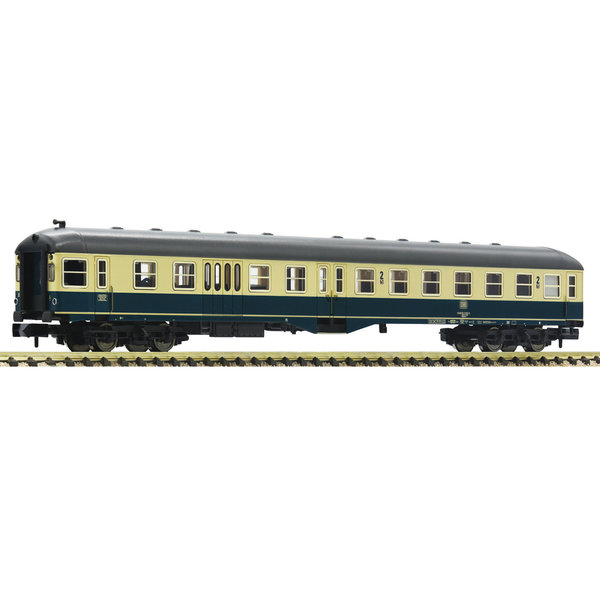 Fleischmann 866487 Mitteleistiegs-Steuerwagen 2.K