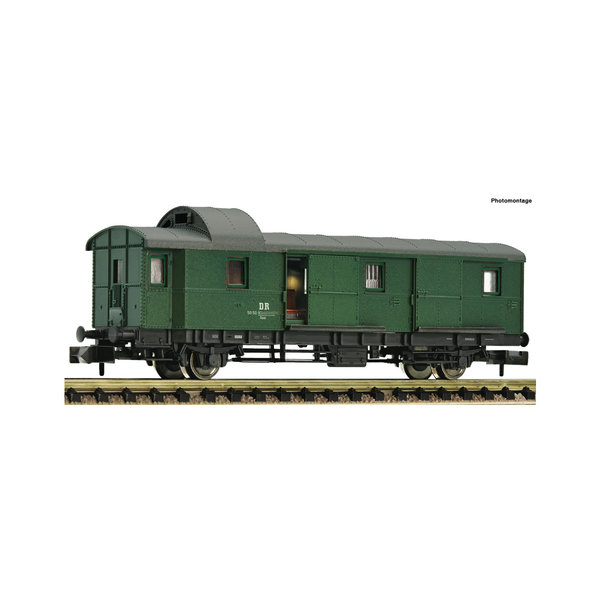Fleischmann 866003 Packwagen DR