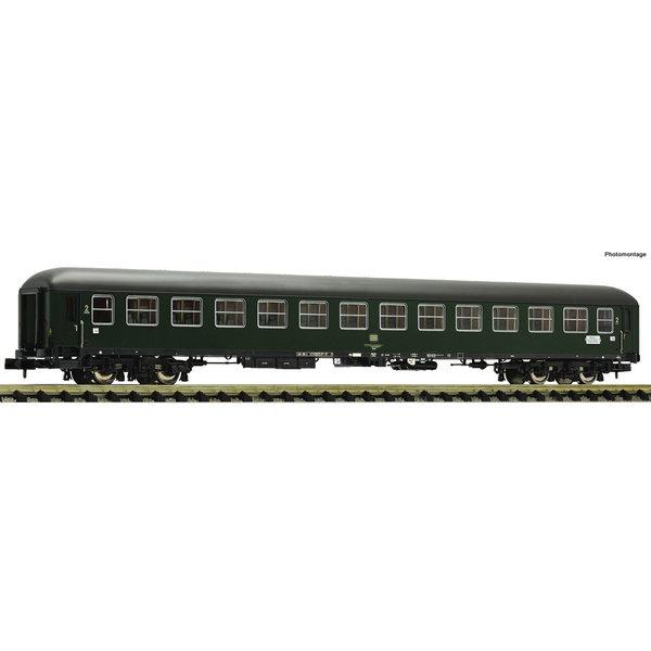 Fleischmann 863922 UIC-Wagen 2.Kl.. grün. #1