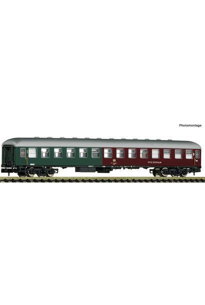 863921 UIC-Wagen 2.Kl. Halbspeisew. g