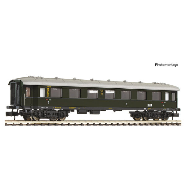 Fleischmann 863102 Schnellzugwagen 1./2.Kl. DRG
