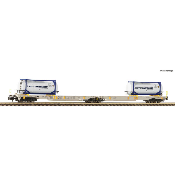 Fleischmann 825015 T-2000 AAE + 2x VTG Tanktainer