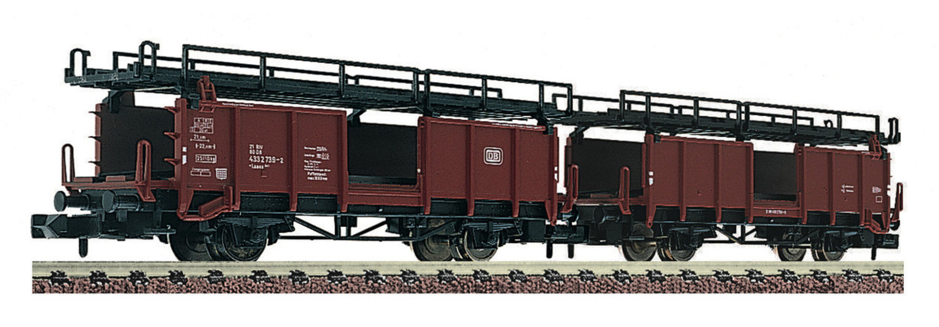 822401 Autotransportwagen-Einheit. un