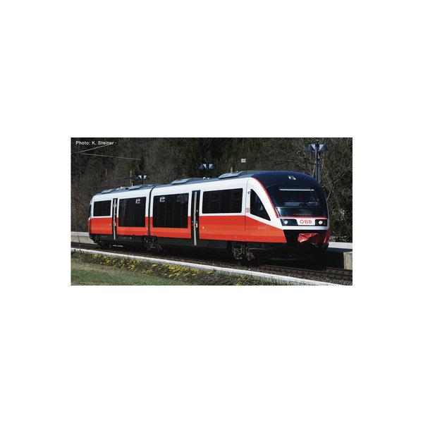"""Fleischmann 742277 Dieseltr.Desiro""""Cityjet""""Snd."""