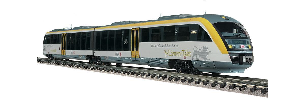 742098 Dieseltw. Desiro 3 Löwentakt S-1