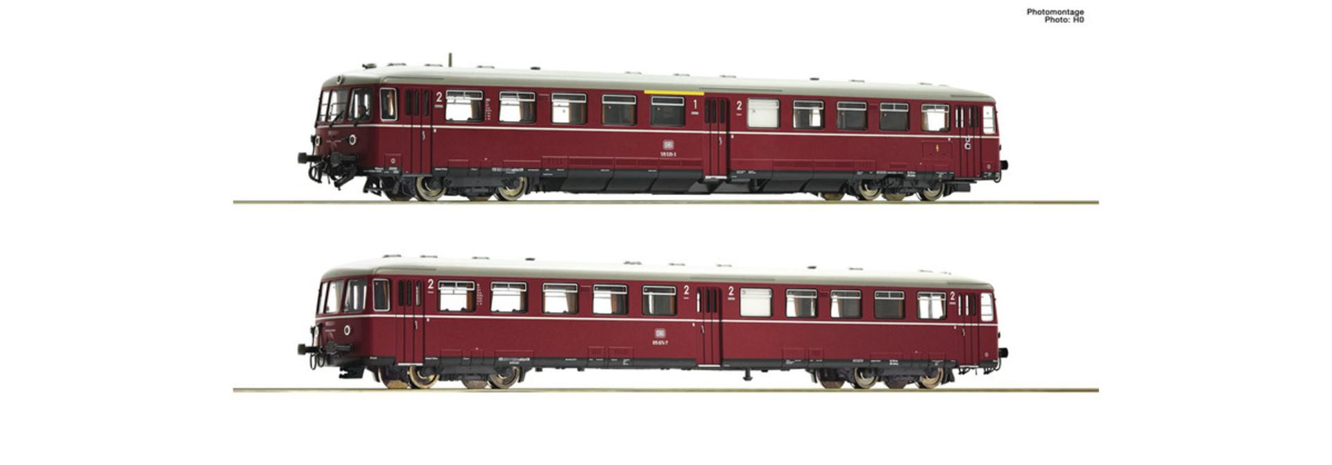 740100 Akku-Triebzug BR 515 rot