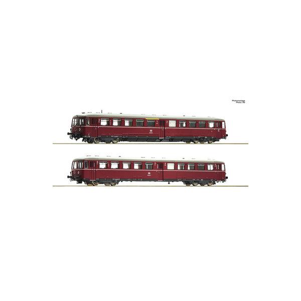 Fleischmann 740100 Akku-Triebzug BR 515 rot