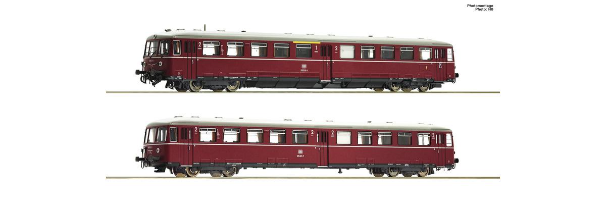740100 Akku-Triebzug BR 515 rot-1