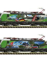 Fleischmann 739399 E-Lok 193 839 Alpen SETG