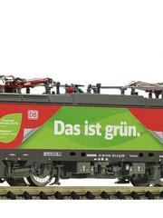 """Fleischmann 739397 E-Lok BR 193 """"grün"""" Snd."""
