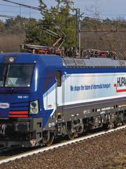 Fleischmann 739396 E-Lok BR 193 Hupac Snd.