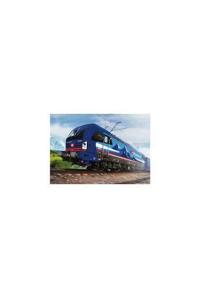 N Spoor 739389 E-Lok 193 521-2 SBB Snd.