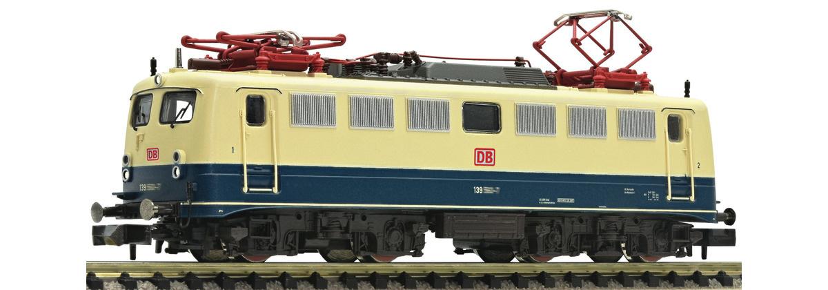 733102 E-Lok BR 139. oz/bg. mit DB AG-1