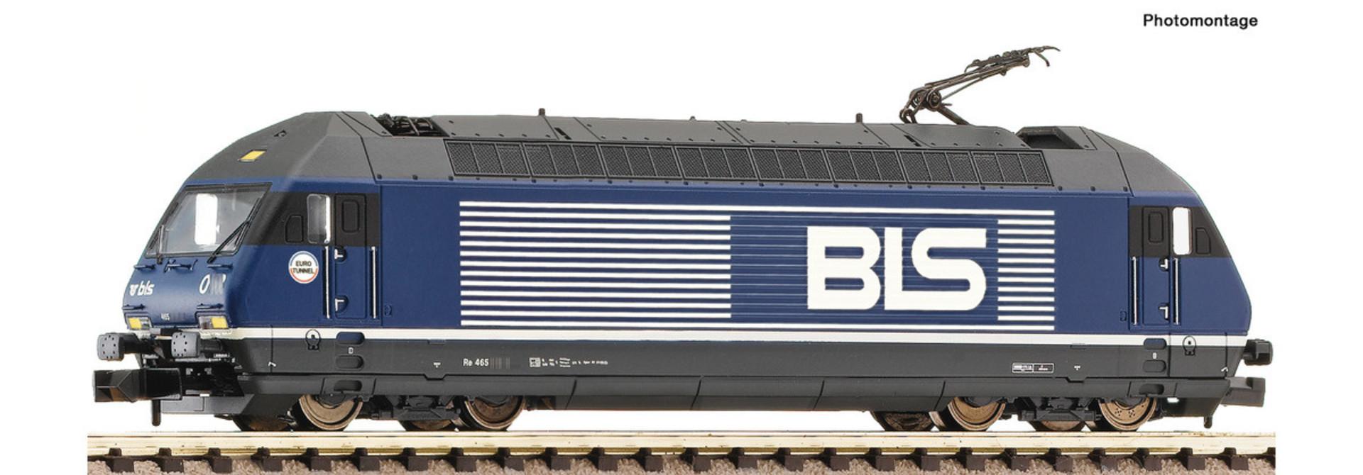 731471 E-Lok Re 465 BLS Snd.
