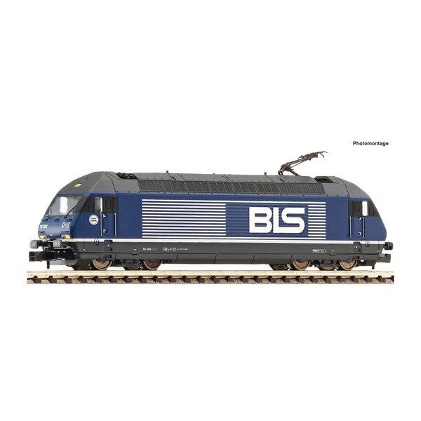 Fleischmann 731471 E-Lok Re 465 BLS Snd.