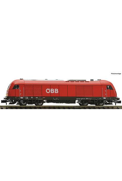 726089 Diesellok Rh 2016 ÖBB SND.