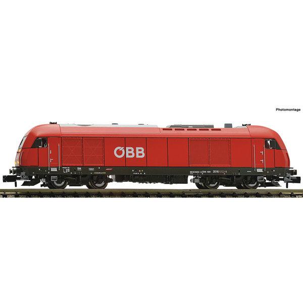 Fleischmann 726089 Diesellok Rh 2016 ÖBB SND.