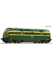 Fleischmann 725010 Diesellok D.340 grün/gelb