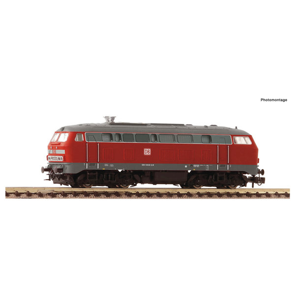 Fleischmann 724218 Diesellok BR 218 vkrt.