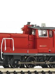 Fleischmann 722482 Diesellok BR 363 vkrt.DCC