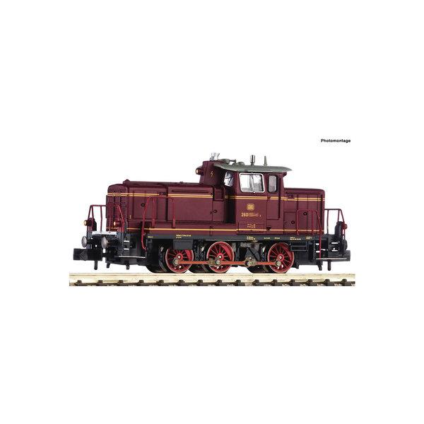 Fleischmann 722481 Diesellok BR 260. rot DCC