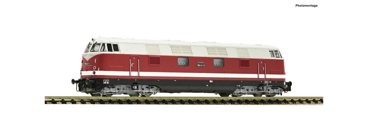 721401 Diesellok BR 118 der DR-1