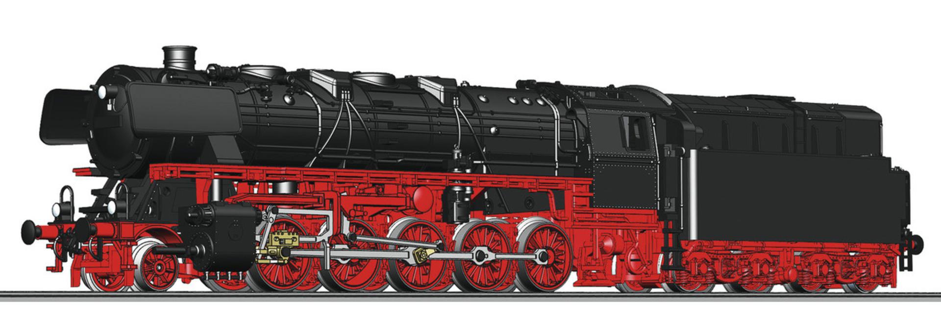 714474 Dampflok BR 043. DB Öl HE SND.