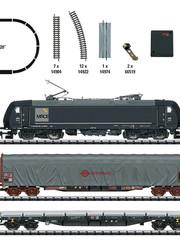 Trix 11147 Startpackung Int. Güterzug Ep