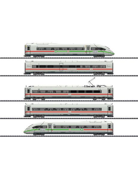 Trix 25976 ICE 4, 5-tlg, grüner Streifen