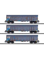 Trix 24367 Hochbordwagen-Set Ealnos NL